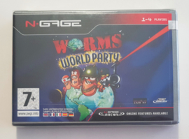 Nokia N-Gage Worms World Party (factory sealed)