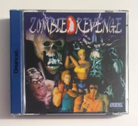 Dreamcast Zombie Revenge (CIB)
