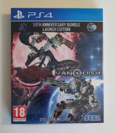 PS4 Bayonetta / Vanquish 10th Anniversary Bundle Launch Edition (factory sealed)