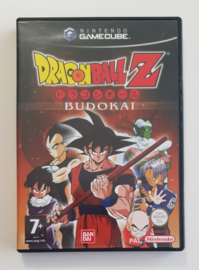 Gamecube Dragon Ball Z Budokai (CIB) FAH