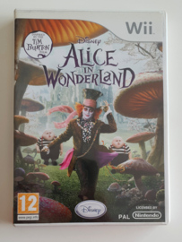 Wii Disney Alice in Wonderland (CIB) FAH