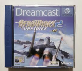 Dreamcast Aerowings 2 Airstrike (CIB)