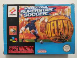 SNES International Superstar Soccer Deluxe (CIB) EUR
