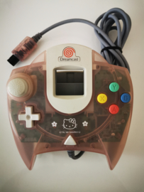 Hello Kitty Limited Edition Dreamcast Controller Pink