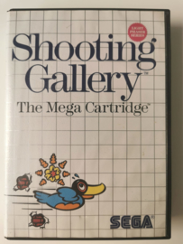 Master System Shooting Gallery (Box + Cart)
