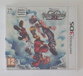 3DS Kingdom Hearts 3D - Dream Drop Distance (CIB) HOL