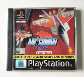 PS1 Air Combat - Namco Value Series (CIB)