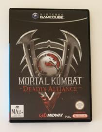 Gamecube Mortal Kombat Deadly Alliance (CIB) EUR