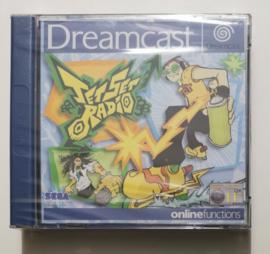 Dreamcast Jet Set Radio (factory sealed)