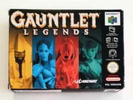 N64 Gauntlet Legends (CIB) EUR