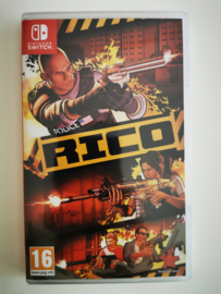 Switch RICO (factory sealed) EUR