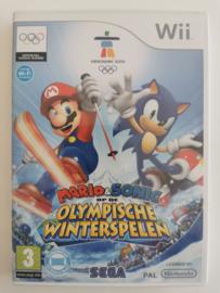 Wii Mario & Sonic op de Olympische Winterspelen (CIB) HOL