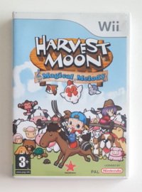 Wii Harvest Moon: Magical Melody (CIB) HOL