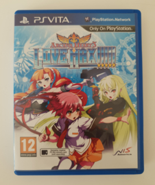 PS Vita Arcana Heart III Love Max (CIB)