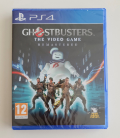 PS4 Ghostbusters The Video Game Remastered (factory sealed)