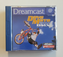 Dreamcast Dave Mirra Freestyle BMX (CIB)
