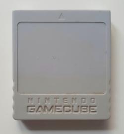 Gamecube Memory Card 59 Blocks