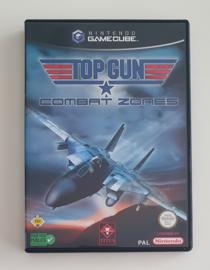 Gamecube Top Gun Combat Zones (CIB) EUU