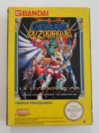 NES Les Chevaliers Du Zodiaque - La Legende D'Or (CIB) FRA