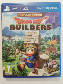 PS4 Dragon Quest Builders Day One Edition (CIB)