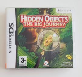 DS Hidden Objects - The Big Journey (CIB) FAH
