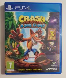 PS4 Crash Bandicoot N.Sane Trilogy (CIB)