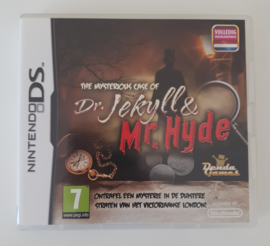 DS The Mysterious Case of Dr. Jekyll & Mr. Hyde (CIB) HOL