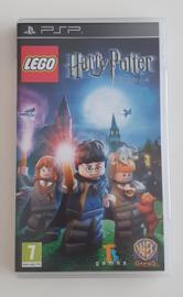 PSP LEGO Harry Potter Jaren 1-4 (CIB)