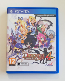 PS Vita Disgaea 4: A Promise Revisited (CIB)