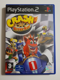 PS2 Crash Nitro Kart (CIB)