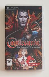 PSP Castlevania The Dracula X chronicles (CIB)