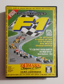 Megadrive F1 (CIB)
