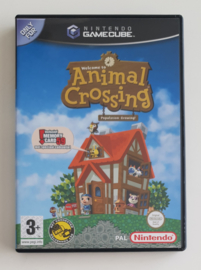 Gamecube Animal Crossing (CIB) HOL