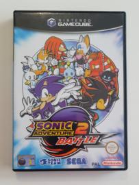 Gamecube Sonic Adventure 2 Battle (CIB) HOL