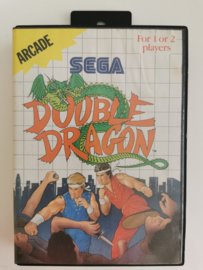 Master System Double Dragon (CIB)