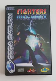 Saturn Fighters Megamix (CIB)