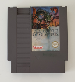 NES The Battle of Olympus (cart only)  FRA