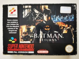 SNES Batman Returns (CIB) UKV
