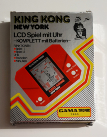 King Kong New York LCD Electronic Game (complete)