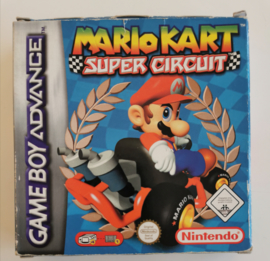 GBA Mario Kart Super Circuit (CIB) NEU6