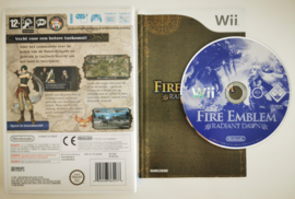 Wii Fire Emblem - Radiant Dawn (CIB) HOL