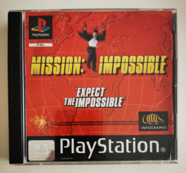PS1 Mission: Impossible (CIB)