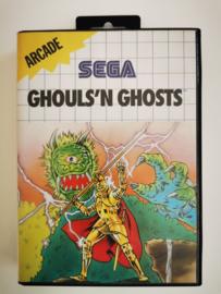 Master System Ghouls 'n Ghosts (CIB)