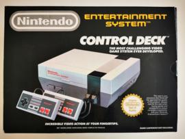 NES Control Deck (CIB) HOL