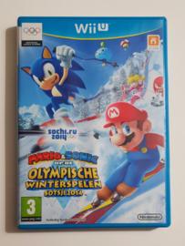 Wii U Mario & Sonic op de Olympische Spelen Sotsji 2014 (CIB) HOL