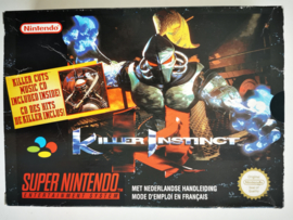 SNES Killer Instinct (CIB) FAH