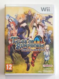 Wii Tales of Symphonia - Dawn of the New World (CIB) UKV