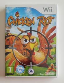 Wii Chicken Riot (CIB) FAH