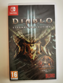 Switch Diablo III: Eternal Collection (factory sealed) UKV