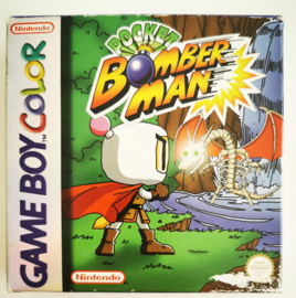 GBC Pocket Bomber Man (CIB) NEU6-1